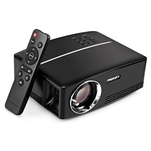 05. Tronfy Projector