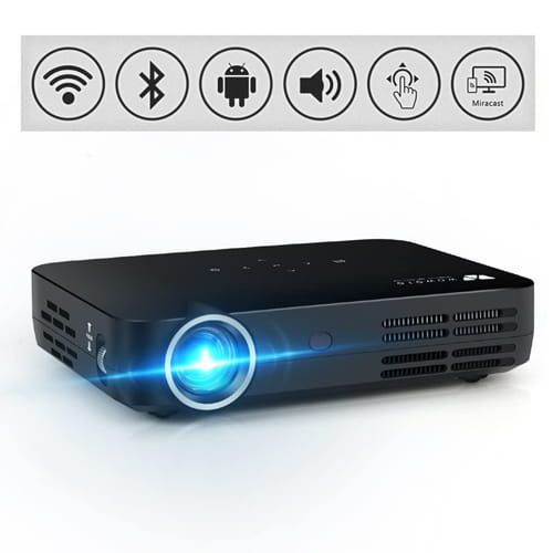 06. WOWOTO Video Projector
