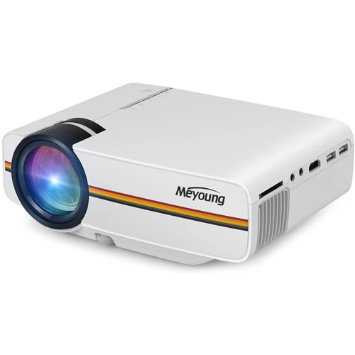 09. Meyoung Portable Projector