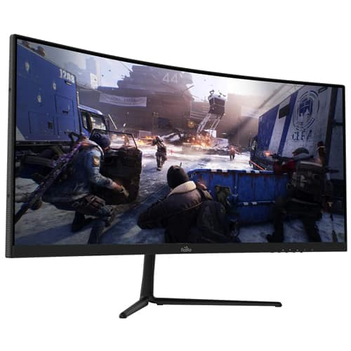 06. 29 inch Curved 100Hz LED Gaming Monitor
