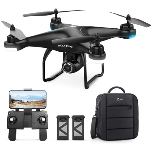 9. Holy Stone HS120D GPS Drone